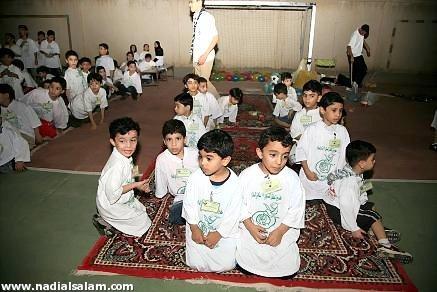 مهرجان الطفل السنوي 19 - 26 رمضان 1428هـ - 5